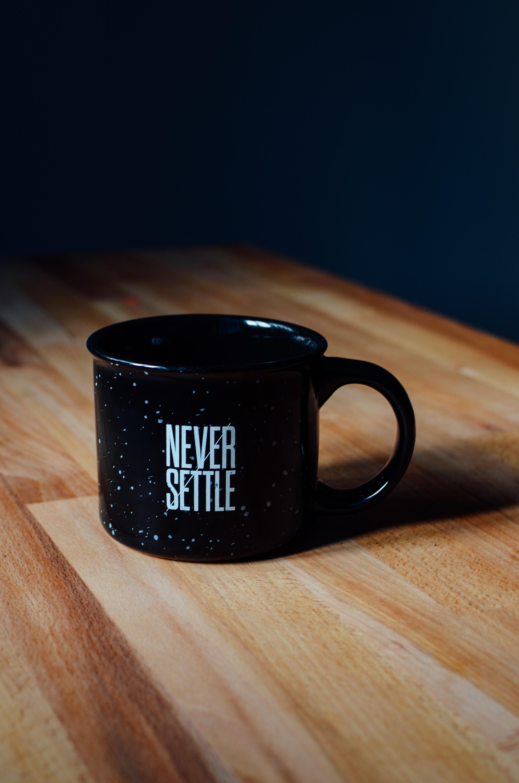 copywriter never settle find best